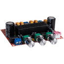 Parts Express TPS3116D2 Class D 2.1 Amplifier Board 2 x 50W + 100W with Volume Controls