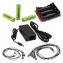 12 VDC Output Power/18650 Battery Charger Bundle