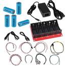 21V Output Power/26650 Battery Charger Bundle