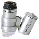 Sure Electronics Pocket Microscope 45x Magnification with Dual LED Lamp