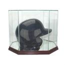 Perfect Cases Octagon Batting Helmet Dislpay Case