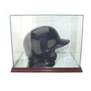 Perfect Cases Rectangle Batting Helmet Dislpay Case