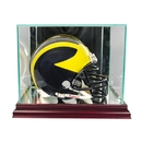 Perfect Cases Mini Helmet Display Case