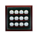 Perfect Cases 12 Baseball Cabinet Style Display Case