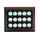 Perfect Cases 15 Baseball Cabinet Style Display Case