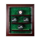Perfect Cases 9 Hockey Puck Cabinet Style Display Case