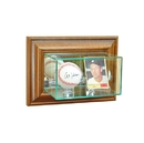 Perfect Cases Wall Mounted Card and Baseball Display Case