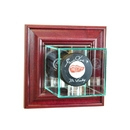 Perfect Cases Wall Mounted Single Puck Display Case