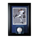 Perfect Cases Wall Mounted Single Baseball 8 x 10 Display Case