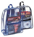 Liberty Bags 7010Y Clear Pvc Backpack