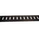 Pit Posse 5 Foot E-Track Black - 11015BK