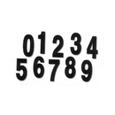 Outlaw Racing Race Numbers 6 Inch 8 Wt - 134468