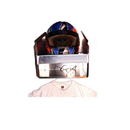 Pit Posse Single Helmet Bay Silver - 447
