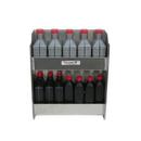 Pit Posse Junior Oil Cabinet Silver - 469