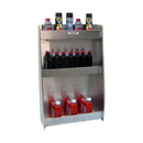 Pit Posse Variety Cabinet Silver - 523
