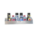 Pit Posse Aerosol Shelf 8 Mount Silver - 567