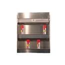 Pit Posse Aerosol Cabinet Silver - 584
