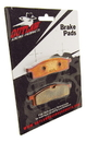 Outlaw Racing Sintered Brake Pads - OR119