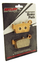Outlaw Racing Sintered Brake Pads - OR131