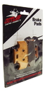 Outlaw Racing Sintered Brake Pads - OR152