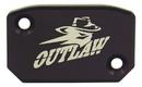 Outlaw Racing Front Brake Cap Black - OR2806BK