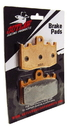 Outlaw Racing Sintered Brake Pads - OR335