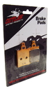 Outlaw Racing Sintered Brake Pads - OR337