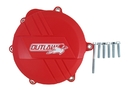 Outlaw Racing Clutch Cover Protector Red - OR5166