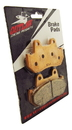 Outlaw Racing Sintered Brake Pads - OR69