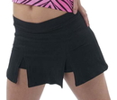 Pizzazz 5200 Adult A-Line Cover Stitch Skirt w/ Boys Cut Brief