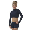 Pizzazz 7600 Adult Crop Top