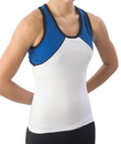 Pizzazz 7700 Youth Tri-Color Top