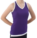 Pizzazz 8700 Youth Layered Look Top
