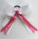 Pizzazz BC280 Awareness Bow w/ Streamer Ribbons