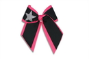 Pizzazz HB810 XL Double Layer Bow w/ Star