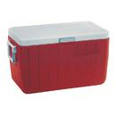 Coleman 48 Qt. Cooler - Red, 3000000154