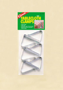 Coghlan 527 Tablecloth Clamps (Package Of 6)
