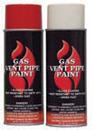 Forrest Paint Dark Red - Gas Vent Paint, 64EN5744