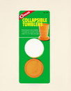 Coghlan 655 Collapasible Tumblers ( Package of 2 )