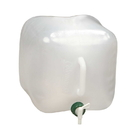 Coleman 809E602T 2 1/2 Gallon Expandable Water Carrier