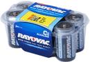 Ray O Vac Alkaline C Size - 8 Pk