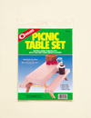 Coghlan 9155 Picnic Table Set Cover