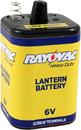 Ray O Vac 6 Volt Screw Terminal H.D, 945