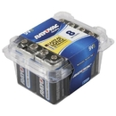 Ray O Vac Alkaline 9 Volt - 8 Pack, A1604-8PP