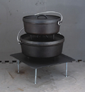 Camp Chef Dutch Oven Stand, CT-14