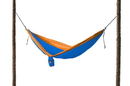 Grand Trunk Parachute Nylon Double Hammock Orange/Blue, DH-27