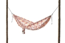 Grand Trunk Parachute Nylon Double Hammock White Hibiscus, DH-HW