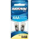 Ray O Vac 4AA Krypton Bulb - 2 Pk