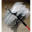 7 x 11 Flat Wire Brush / 3/8