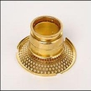 Aladdin Outer Wick Tube - Brass